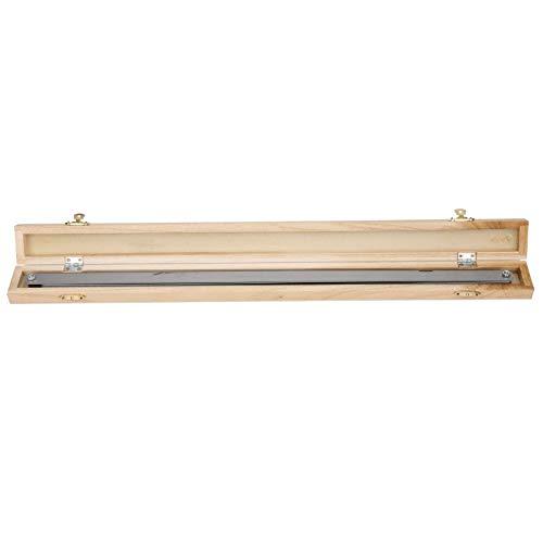 Tragbare 20-Blatt-Fühlerlehre, metrische Dickenlehre, Edelstahlstopfen-Messlehre, 500 mm Längenmesswerkzeug, zur Messung