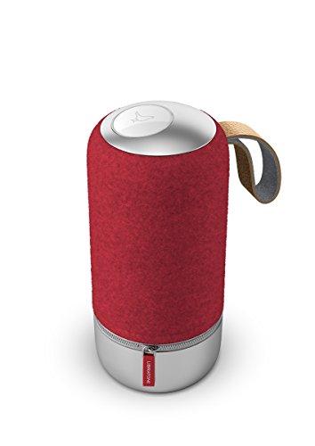 Libratone ZIPP MINI Copenhagen Edition Wireless SoundSpaces Lautsprecher – Multiroom, SoundSpaces, AirPlay, Bluetooth, DLNA, WiFi – in 5 Farben wählbar - 2