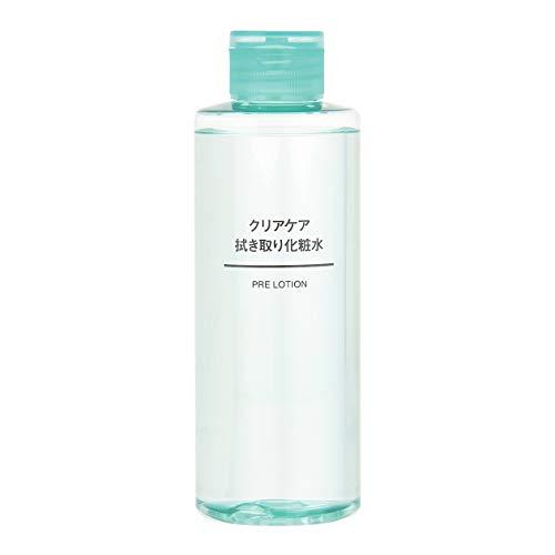 無印良品 クリアケア拭き取り化粧水 200ml 02124274