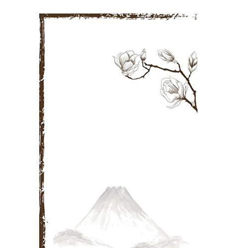 Chinesische Tinte Malerei Kunst Design chinesische Tinte Tapete