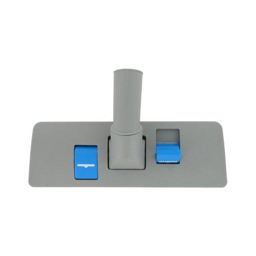Nilfisk 69-NL-99 Bodendüse, 18/8 Stainless Steel