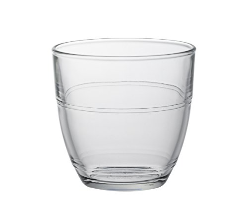 Duralex - Vasos, Cigueña, 22 cl, 6 unidades