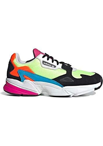 adidas Falcon Damen Sneaker Mehrfarbig, 36 2/3 EU