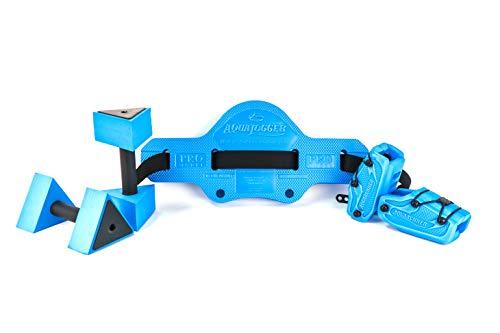 AquaJogger Mens Fitness System - Blue