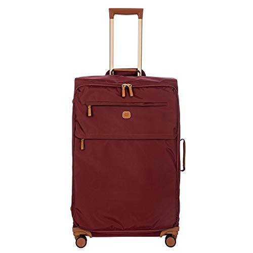 X-Travel Large, Soft-Side Trolley, One Size309-Bordeaux