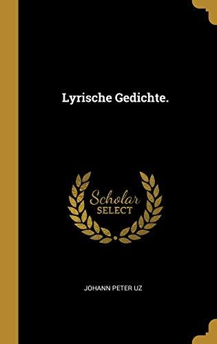 GER-LYRISCHE GEDICHTE