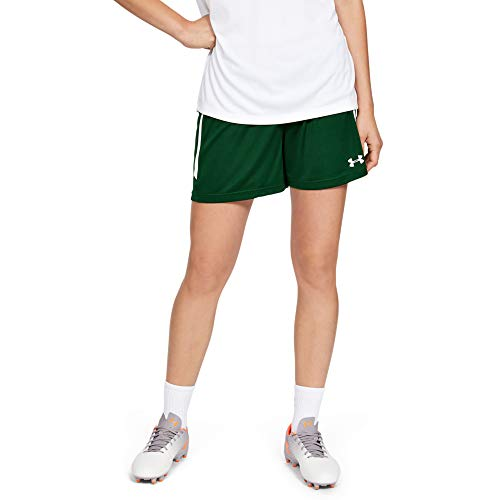Under Armour Pantalones Cortos de fútbol Maquina 2.0 para Mujer