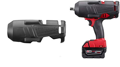 Milwaukee Impact Wrench Gun Protective Boot Cover For 2860 2861-20 2852-20