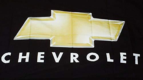 Chevrolet Gold Schleife Flagge 3'x 5' Indoor Outdoor Auto und Truck Banner