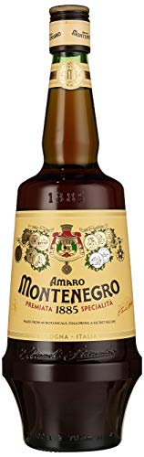 Amaro Montenegro Italiano Bitter (1 x 1 l)