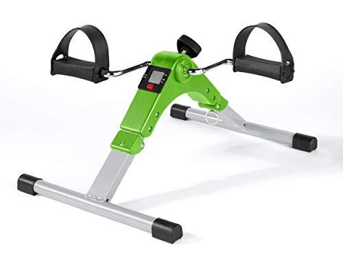 W Arm- und Beintrainer für leichtes Herzkreislauf-Training   kompakt und platzsparend   integrierter Workout-Computer mit Display