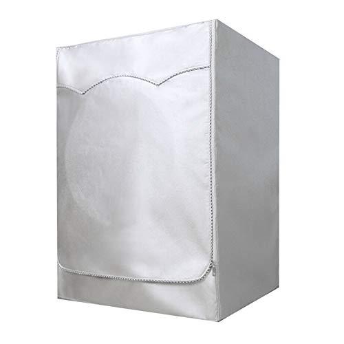Aeebuy - Funda para lavadora de rodillos automática, resistente al polvo, impermeable, transpirable para el hogar, X-Large