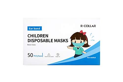 Children's Disposable Mask (Blue) -50 pack