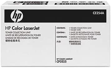 HP CE254A Color LaserJet CM3530 CP3525 Enterprise 500 Waste Bottle in Retail Packaging