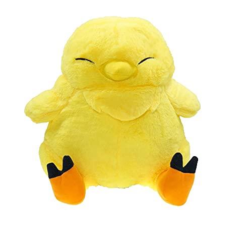 Peluches 30cm Final Fantasy Chocobo Bird Mogli Moogle Juguetes De Peluche Muñecos De Peluche Suaves Accesorios De Disfraces