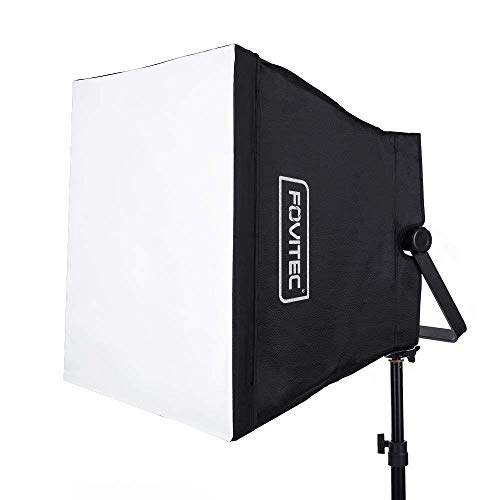 Fovitec - 19' Square Softbox for 600 LED Panels for Photo and Video