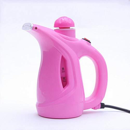 GONGFF vaporizador de Ropa, Mini humidificador HoMachine Colgante Puede humear la Superficie de la máquina de Vapor doméstica Planchado de Ropa HoMachine Colgante, B, Convencional