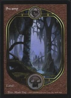 Magic: the Gathering - Swamp (86) - Unglued