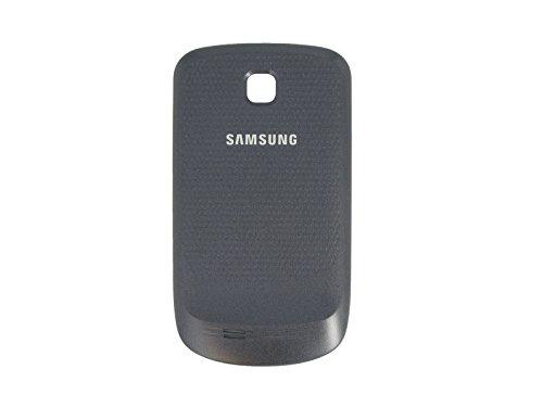 Original Samsung S5570 Galaxy Mini Akkudeckel Stahlgrau - GH98-19190A