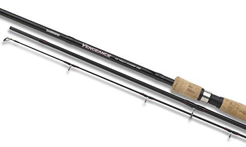 Shimano Vengeance AX Trout Zander, 3.60 meter, 5-40 gramm, 3Sezioni, Canna da Pesca di Trote e Lucioperca, VAXTRZ360