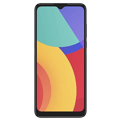"Alcatel 1S 2021 - Smartphone 4G Dual Sim, Display 6.52"" HD+, 32 GB, 3GB RAM, Tripla Camera, Android 11, Batteria 4000 mAh, Elegant Black [Italia]"