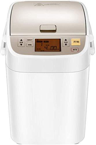 Haushalts-Brotbackmaschine Vollautomatische intelligente Knet-Multifunktion, 23 voreingestellte Menüs 13H Advance, Termin Mikrocomputer-Temperaturmess-Brotbackmaschine