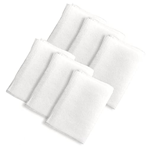 chengbaohuqu Dunstabzugshaube Filter Anti Smoke Cut Filter Absorbieren Non Woven Stoff Papier Anti Ölschwaden Aufkleber Für Küche 6pcs
