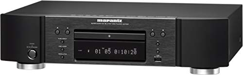 Marantz UD7007 Blu-ray Player (True-HD, 3D-Ready, HDMI, Upscaler 1080p, USB) schwarz