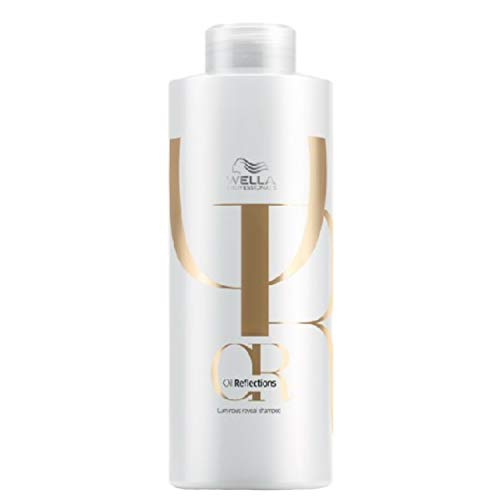 Wella Professionals Oil Reflections Shampoo, 1er Pack (1 x 1 l)