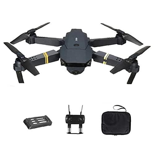 GGOOD UAV-Quadkopter, E58 WiFi-FPV-Mini-Quadkopter, 4K-Kamera Faltbarer Drohne, Unterstützung der automatischen Rendite mit 1 Batterie, Unterhaltungselektronik