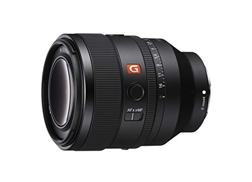 Sony FE 50mm F1.2 GM Full-Frame Large-Aperture G Master Lens