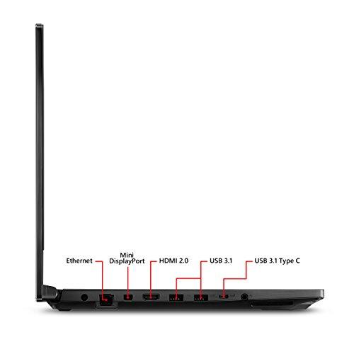 """Asus ROG Strix Scar II 15.6"""" 1920 x 1080 144 Hz Core i7-8750H 2.2 GHz 8 GB Memory 512 GB NVME SSD Storage Laptop"""