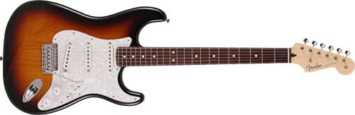 Fender MIJ Hybrid II Stratocaster, Rosewood Fingerboard, Metallic 3-Color Sunburst