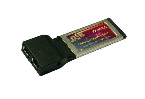 EXSYS EX-6610E ExpressCard 34 FireWire