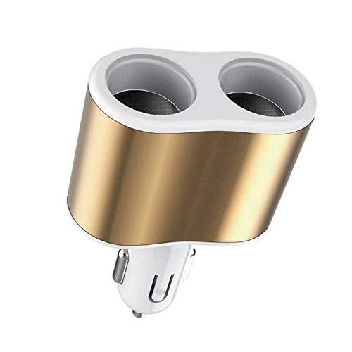Boomboost - Prise Double Allume-Cigare Chargeur Prise de Courant séparateur 12-24V