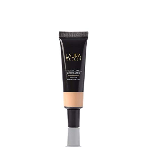 LAURA GELLER NEW YORK The Real Deal Concealer for Advanced Serious Coverage, Light