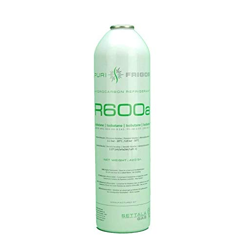 REPORSHOP - Gas Refrigerante R600 420Gr Isobutano
