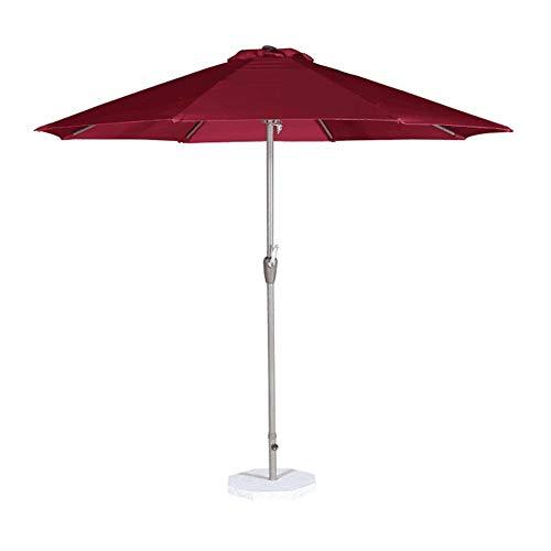 Parasols Außensonnenschirm mit Sonnenschutz, Sonnenschutz und regensicher Regenschirm