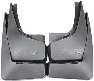 ABS Plastics Automobile Fender Mudguards Mud Flaps For 2008-2015 JEEP Patriot (Have 2 Logo)