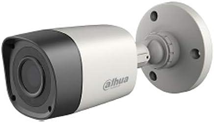 ダーファバレット型カメラ1Mega3.6mm固定レンズ IP66 日本語対応 DAHUA製