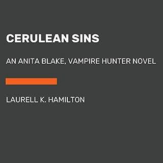 Cerulean Sins audiobook cover art