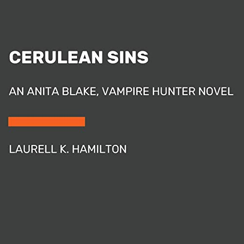 Cerulean Sins audiobook cover art