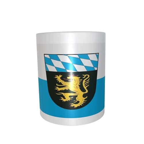 U24 Tasse Kaffeebecher Mug Cup Flagge Oberbayern