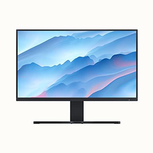 """Xiaomi Monitor Mi Desktop 27"""", Pantalla FHD IPS, diseño elegante, luz Azul Baja, Calidad Profesional, ángulo de visión de 178°, Ligero y Compacto"""
