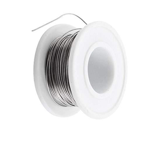 Aexit FeCrAl 15M 50Ft Lange 0,5 mm Durchmesser AWG24 Messgerät Heizspulen Heizdraht (5b09ae437a872f58c8553943661d31f0)