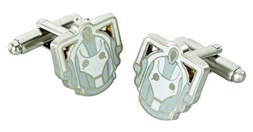 Funko DW01058 DOCTOR WHO Cyberman Cufflinks in Gift Box