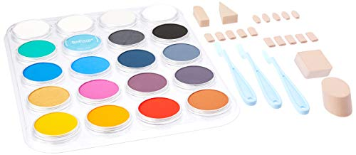 PanPastel General Painting Set with Joanne Barby 20 Colors + Palette &...