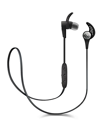 Jaybird X3 Kabellose In-Ear Kopfhörer, Bluetooth, Schweißbeständig und Wasserabweisend, Lautstärkereglung, 8-Stunden Akkulaufzeit, Smartphone/Tablet/iOS/Android - Schwarz