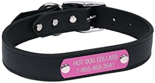 Best personalized leather collar Reviews
