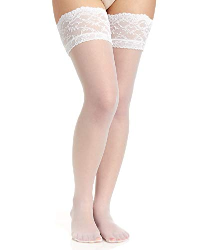 Sandalfoot Berkshire Women's Silky Sexyhose Stockings